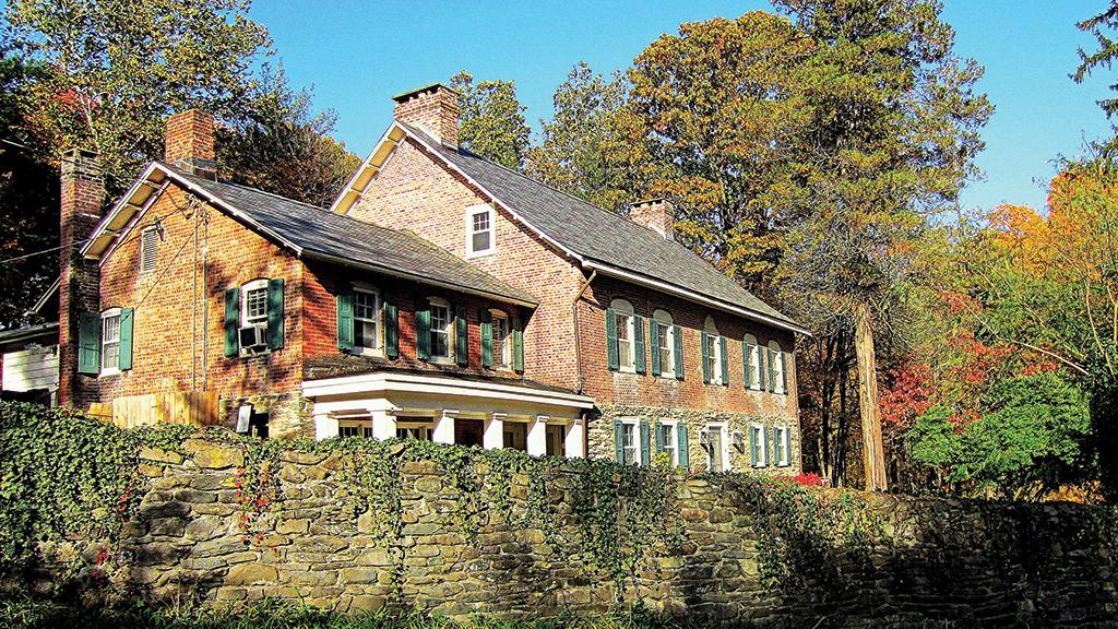 Gomez Mill House (Jennifer Kronowitz)