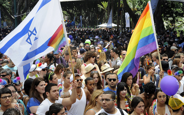 Despite maintaining largely pro-LGBT policies, Israel does not provide same-sex couples with the same family planning opportunities as straight couples. (U.S. Embassy/Flickr)