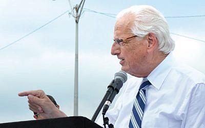 Representative Bill Pascrell