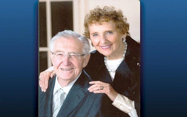 Myron and Elaine Adler