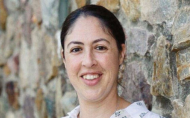Anat Katzir (Courtesy Temple Beth El)