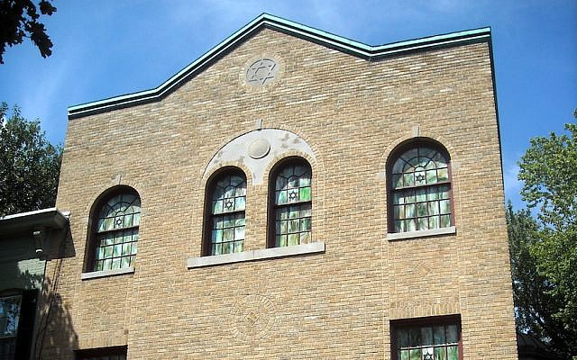 Kesher Israel is a Modern Orthodox synagogue located in the Georgetown neighborhood of Washington, D.C. (Wikimedia Commons)