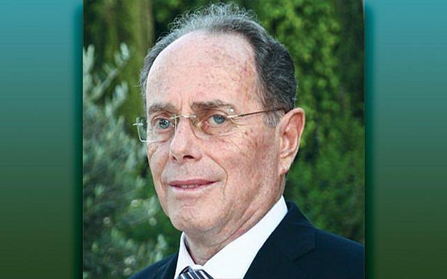 Cantor Aharon Nof (courtesy Temple Beth Sholom)