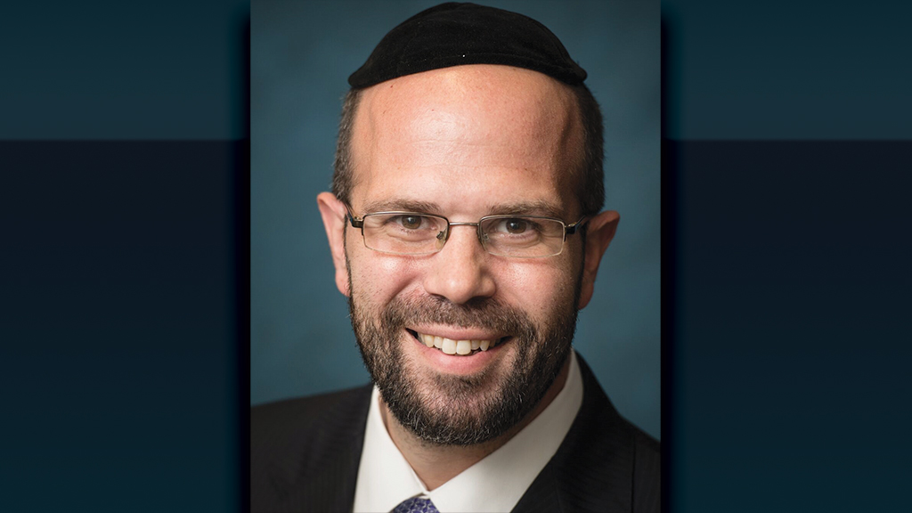 Rabbi Larry Rothwachs
