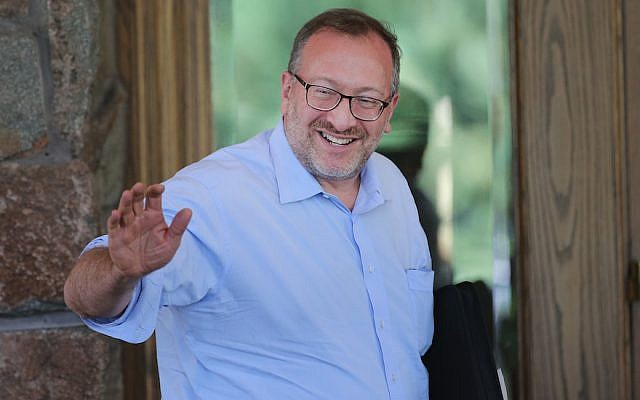 Seth Klarman in Sun Valley, Calif., July 8, 2014. (Scott Olson/Getty Images)