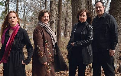 Madison String Quartet (Courtesy Ramapo)