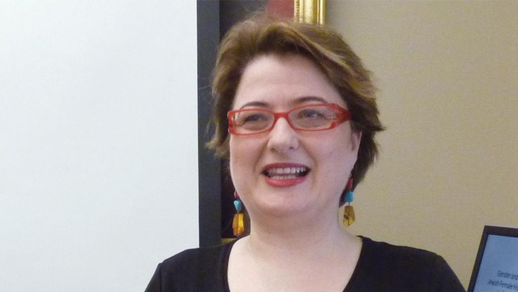 Dr. Natalia Aleksiun (Courtesy Ramapo)