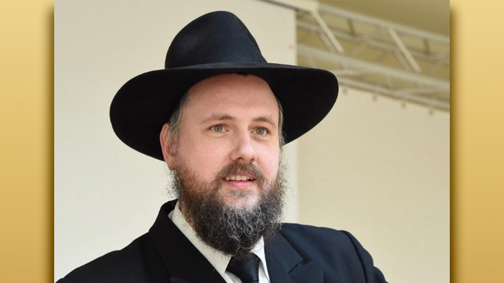 Rabbi Yitzchak (Mendel Wagner)