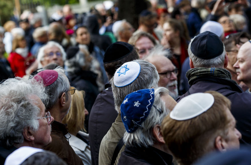1 in 5 Europeans Say Jews Hold 'Too Much Influence — CNN Poll