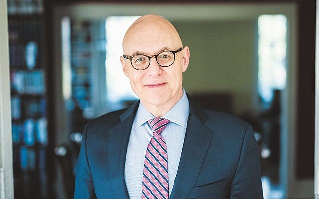 Andrew Rehfeld will become HUC's 13th president. (Courtesy of HUC)