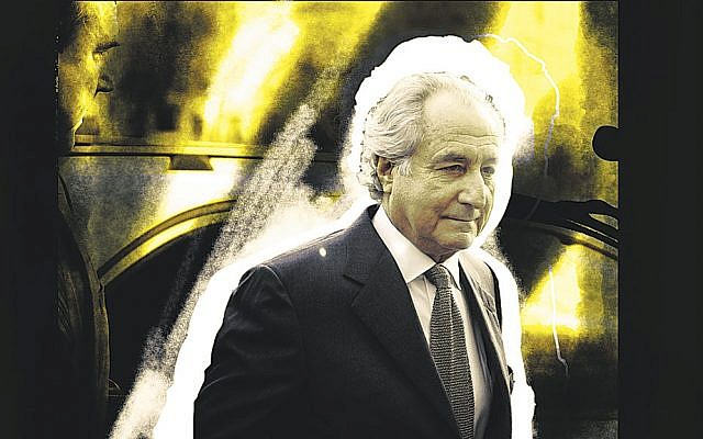Bernie Madoff enters federal court in New York on March 12, 2009. (Stephen (Chernin/Getty Images)