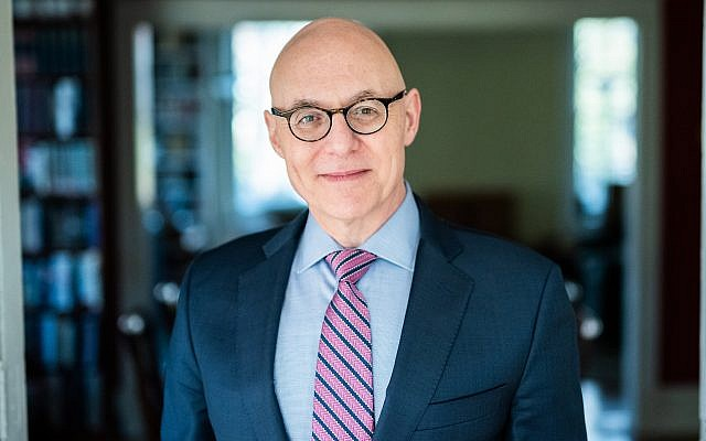 Andrew Rehfeld will serve as HUC's 13th president. (Courtesy of HUC)