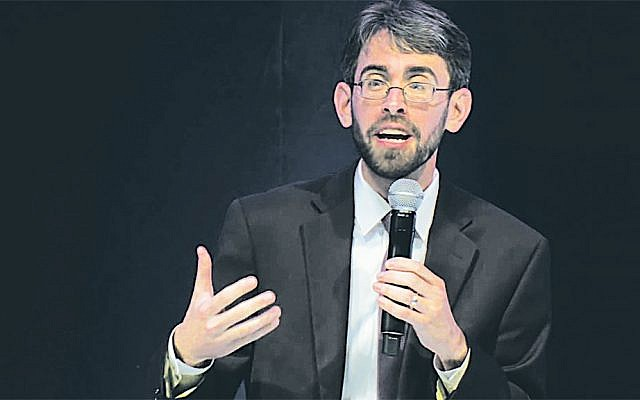 Rabbi Geoffrey Mitelman sees common ground between science and religion.