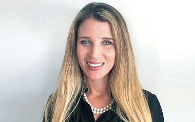 Jacqueline Yehudiel (Courtesy JNF)