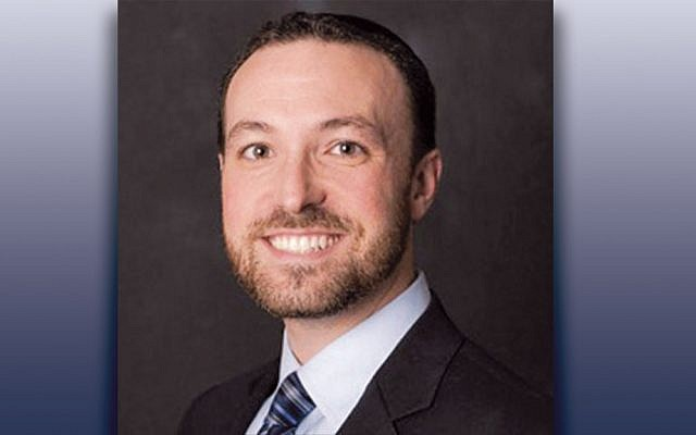 Rabbi Dr. Ari Sytner (Courtesy Beth Aaron)