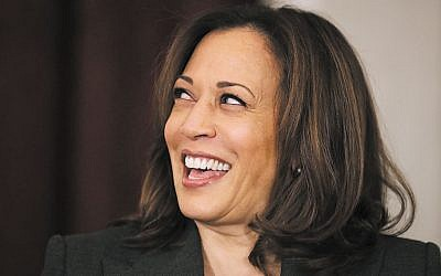 Senator Kamala Harris (D-Calif.) in the Russell Senate Office Building on Capitol Hill on Nov. 13, 2018. She is likely to run for president. (Chip Somodevilla/Getty Images)