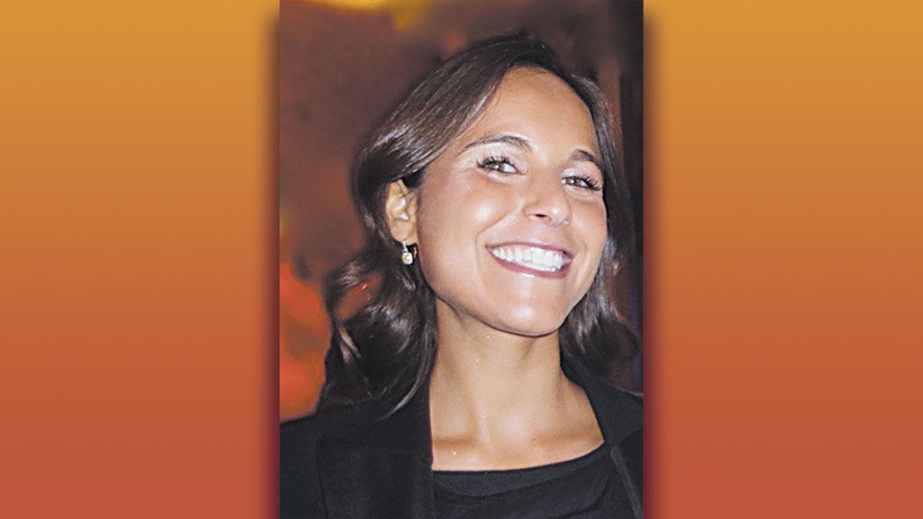 Jenna Hammond (Courtesy TBR)