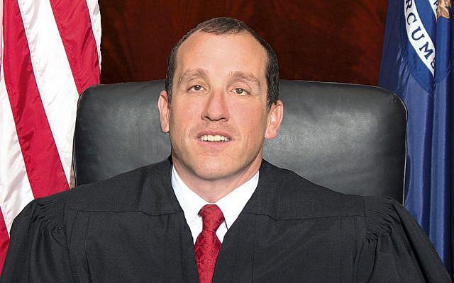 Justice Richard H. Bernstein (Courtesy OJC)