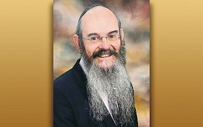 Rabbi Avremel Kotlarsky (Photo provided)
