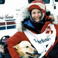 Susan Cantor ran the Iditarod in 1992.