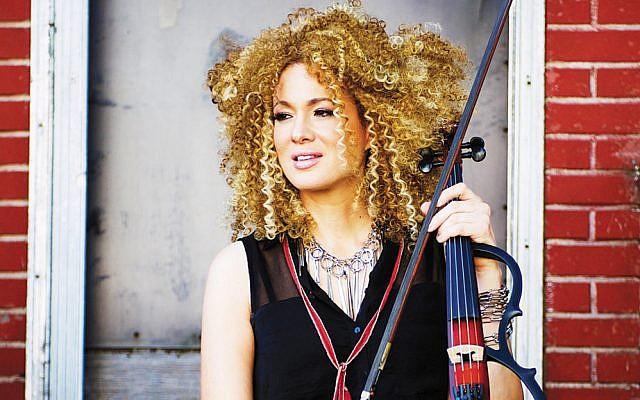 Miri Ben-Ari, who lives in Fort Lee, was born in Israel and is a classically trained violinist. (Mariajos)