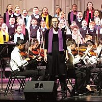 The Young People's Chorus @ Thurnauer