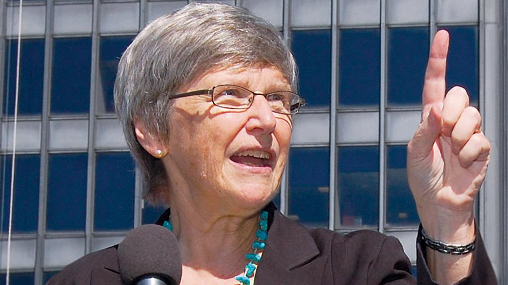 Sister Simone Campbell