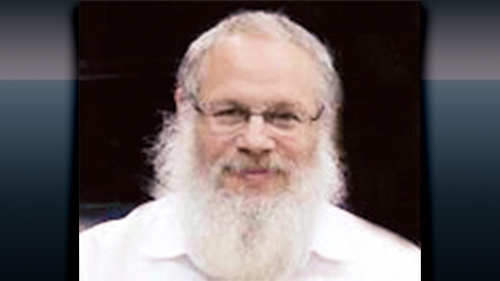 Yaakov Rosenthal (Courtesy Hillel Rockland)