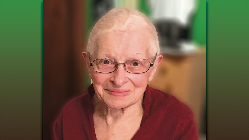 Agnes Adler (Courtesy JFNNJ)