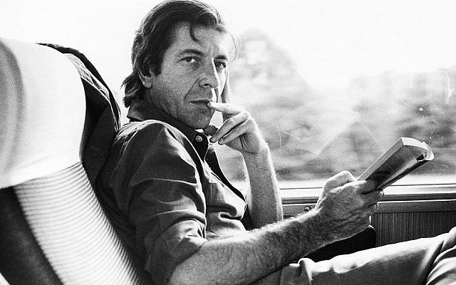 Leonard Cohen (Courtesy of Old Ideas, LLC)