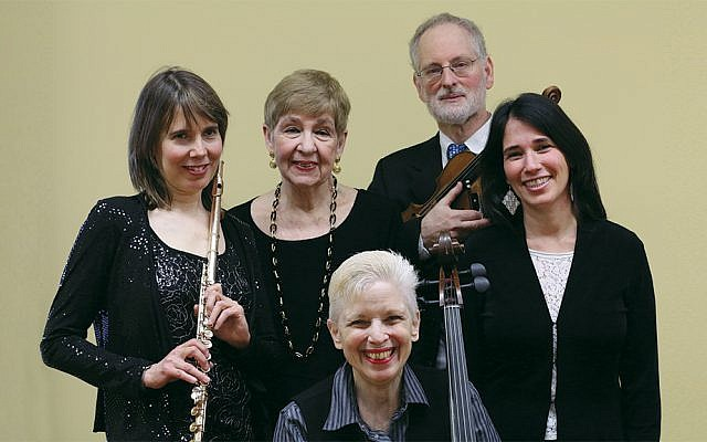 The All Seasons Chamber Players (Photo provided)