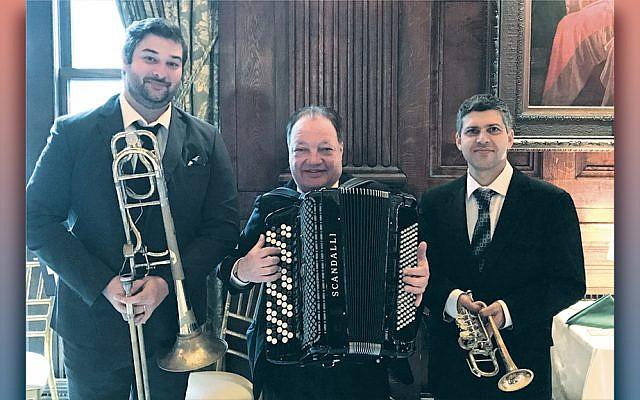 David Glukh Klezmer Ensemble (Jewish Home Family)