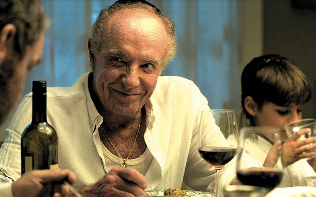 James Caan's role in 'Holy Lands': A Jew moves to Israel to become a pig farmer