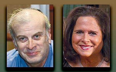 Dr. Charles Knapp, left, and Cary Reichardt (Photos courtesy TBS)