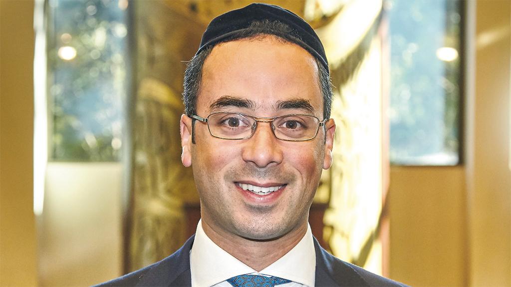 Rabbi Mordy Kuessous (Courtesy Ahavath Torah)