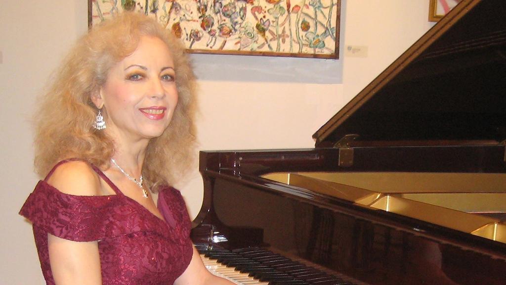 Sophia Agranovich (Photo provided)