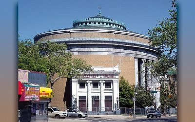 The dome of Temple B'nai Abraham  became a familiar sight to Newarkers. Both  Temple B'nai Abraham and B'nai Jeshurun's buildings were sold to black churches after the congregations moved to the suburbs.