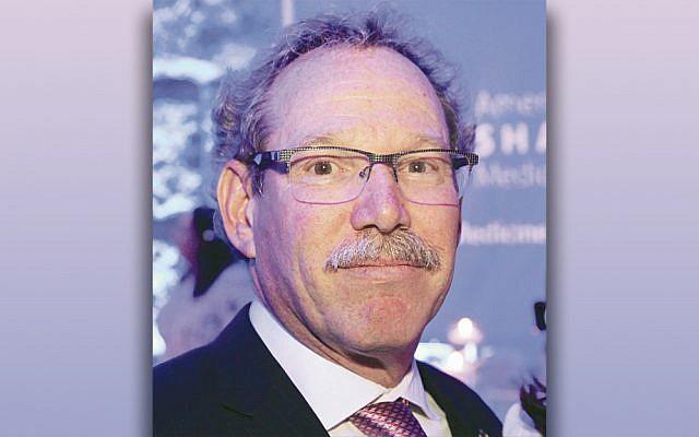 Dr. Howard Zvi Goldschmidt (Courtesy ACSZ)