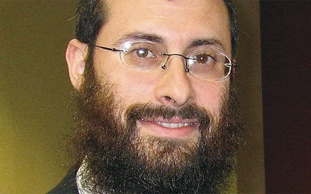 Rabbi Avrohom Stolik