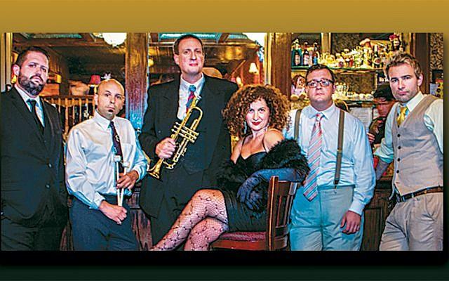 Svetlana and the Delancey Five Band