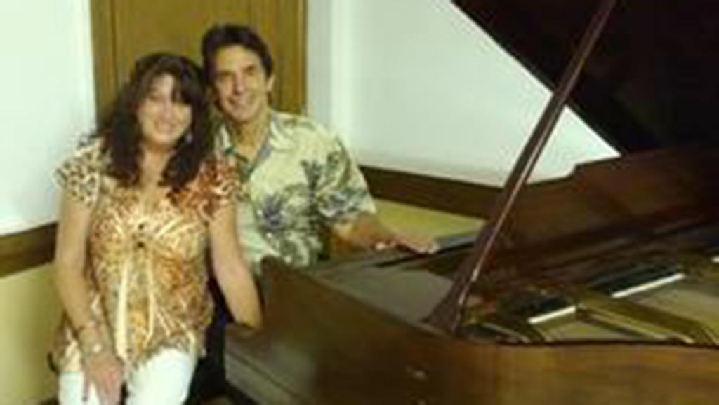Diane and Gerard Barros