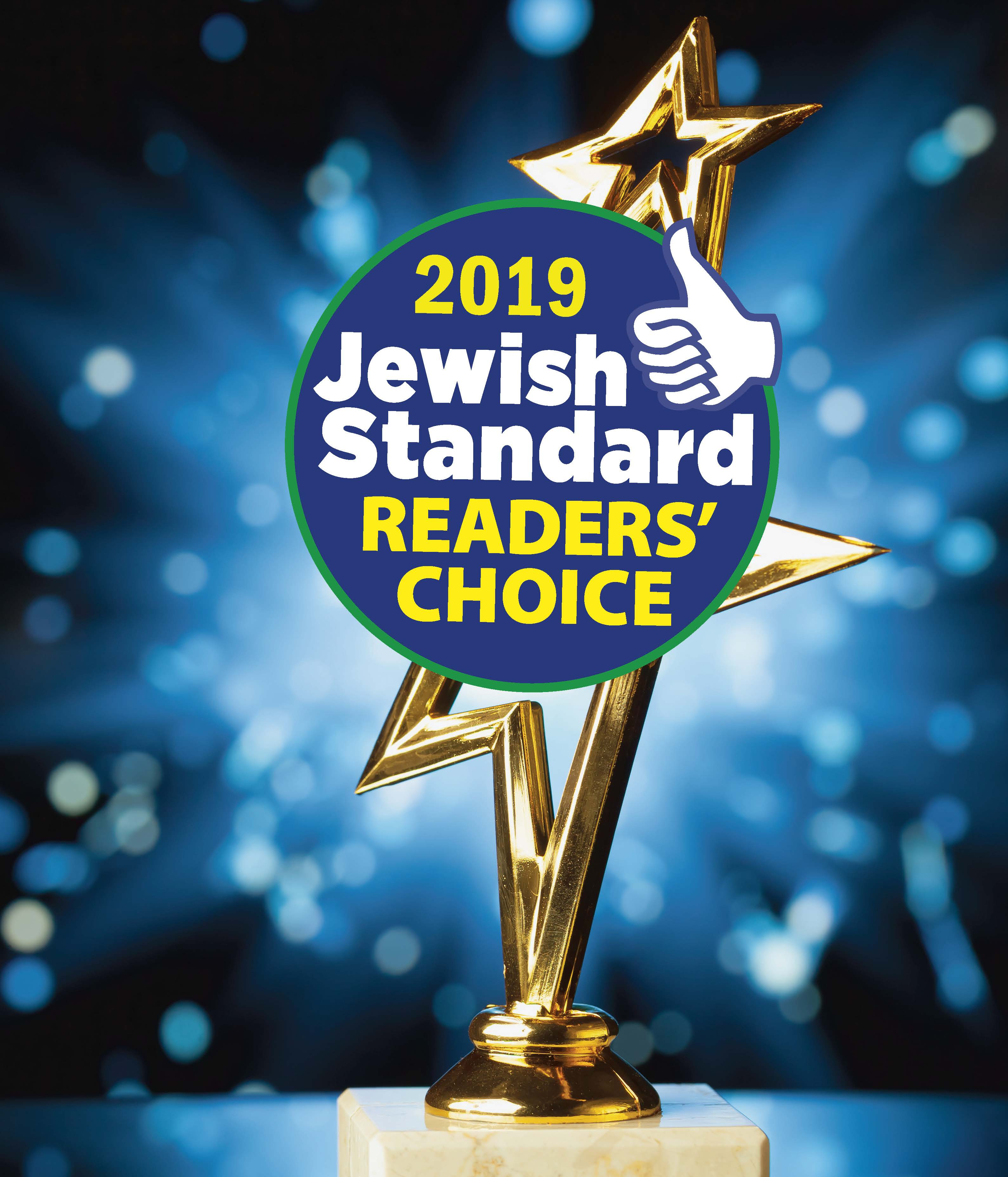 2019 Jewish Standard Readers' Choice