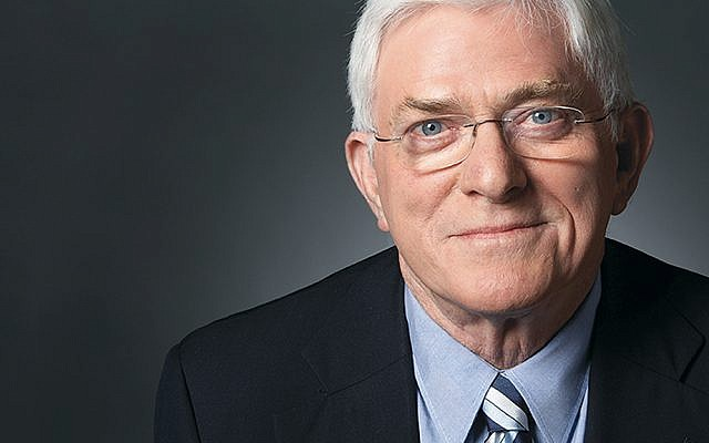 Phil Donahue (Courtesy Fischer Ross Group, Inc.)
