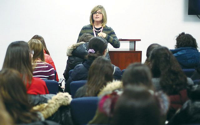 Rebbitzin Dr. Adina Shmidman is the founding director of the OU's Women's Initiative.