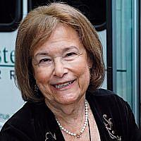 JHAL resident Debbie Schrier