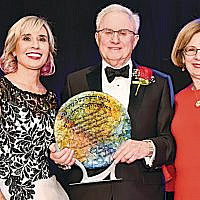 Carol Silver Elliott, Leon Sokol, and Carol K. Silberstein