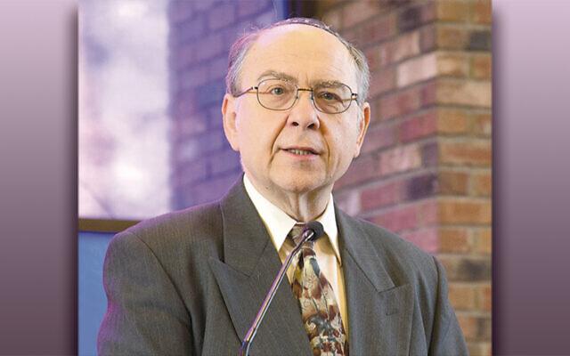 Cantor Sam Weiss