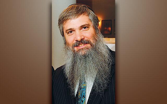 Rabbi Moshe Bryski (Courtesy Chabad)