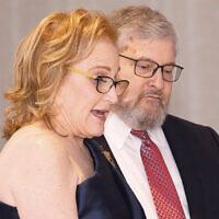 Diane and Mark Seiden