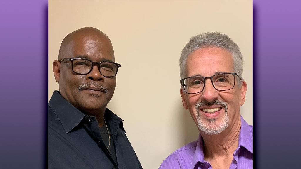 The the Joe Keys Duo — Warren Martin and Joe Conti